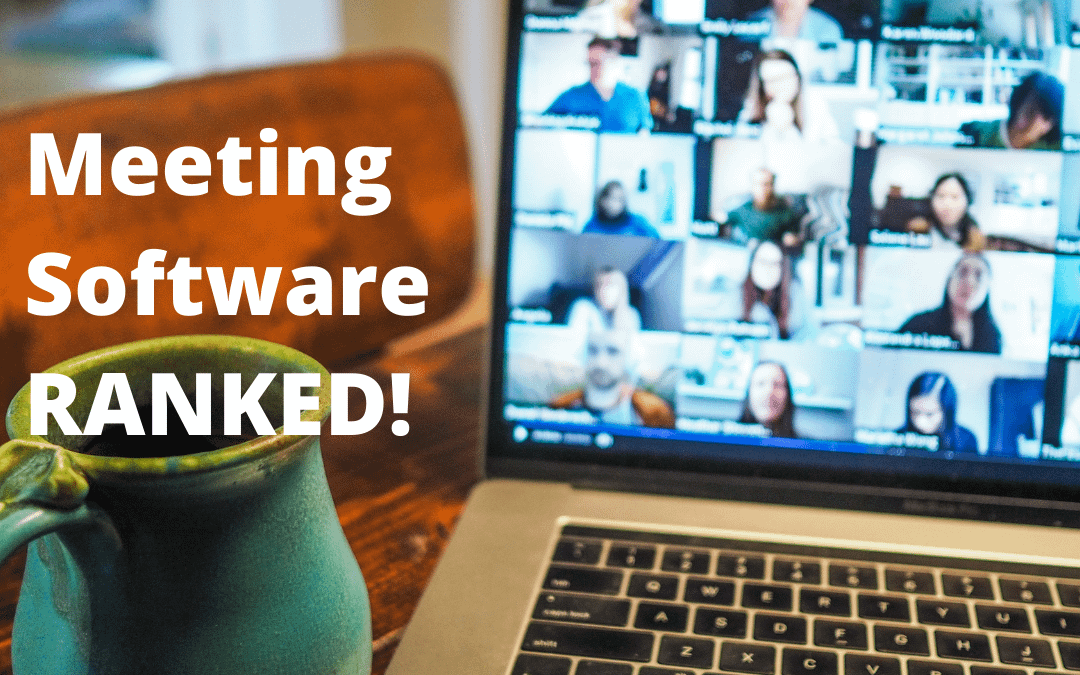 Online Meeting Software Ranked