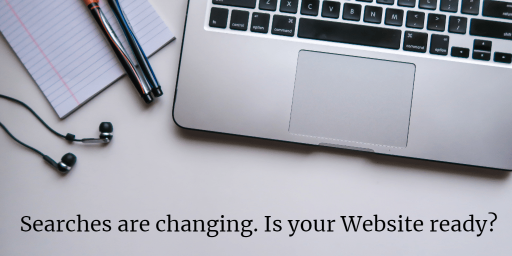 Searches are changing fast. You need to change your keywords too!