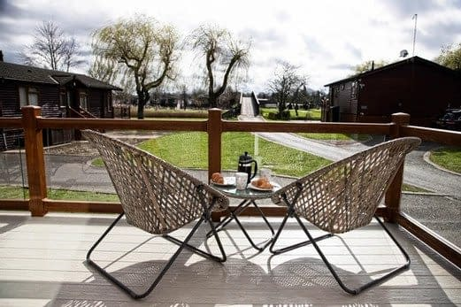 Daisy Lodge in Stratford Upon Avon, stunning holiday cottage accommodation