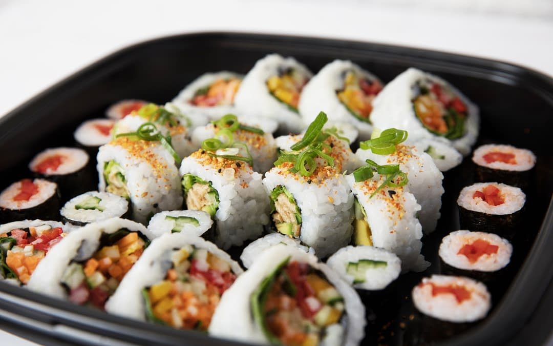 Introducing Sushi Wales, our latest client!