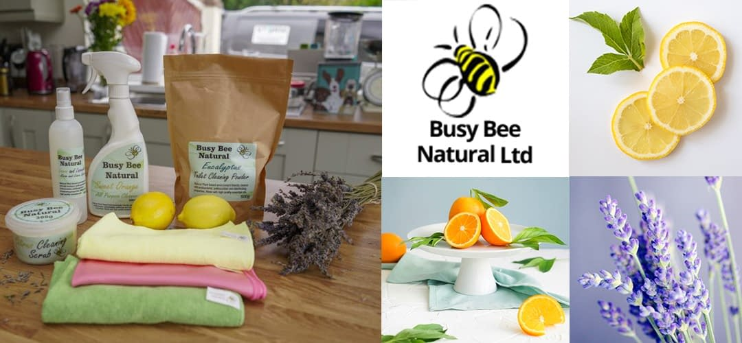 We are proud to welcome Busy Bee Natural Ltd to InSynch